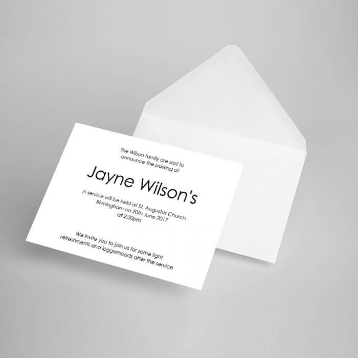 Announcement Card 01