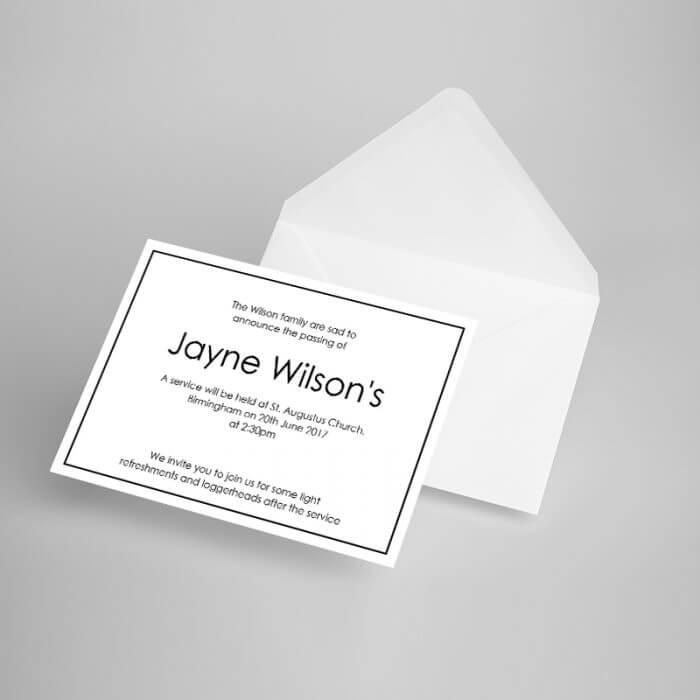 Announcement Card 02