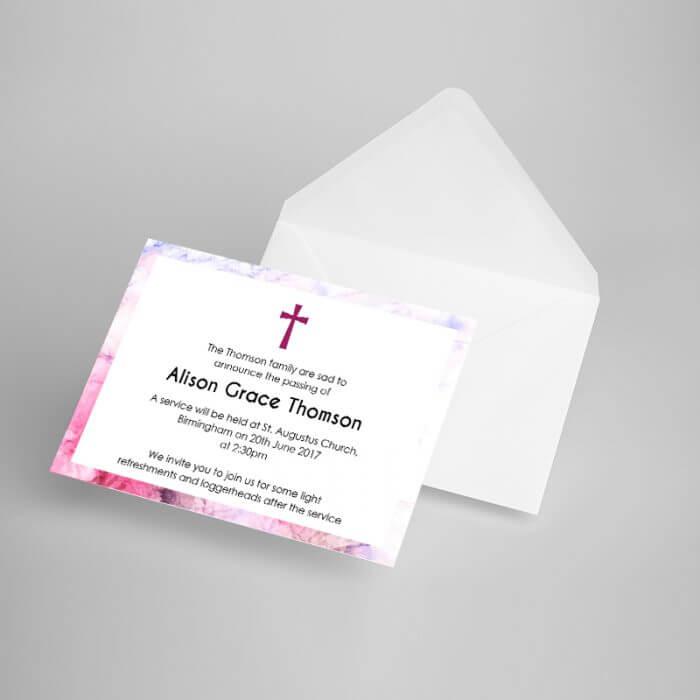 Announcement Card 05