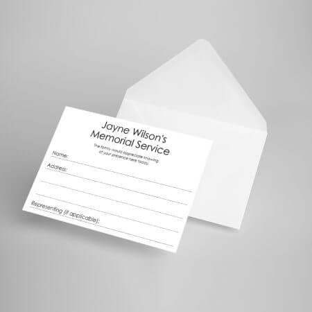 Attendance Card 01
