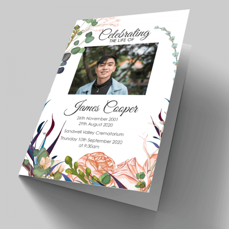 8 Page Order Of Service